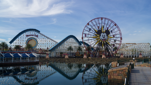 Disneyland Resort, Disneyland60, Disney California Adventure, Paradise, Pier, World, Color, Refurbishment, Refurbish, Refurb