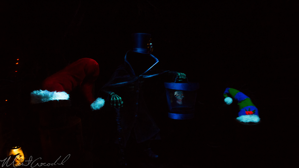 Disneyland Resort, Disneyland60, Disneyland, New, Orleans, Square, Haunted, Mansion, Holiday, Hatbox, Ghost