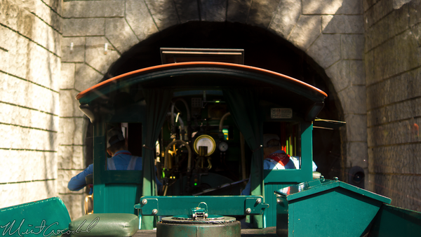 Disneyland Resort, Disneyland60, Disneyland, Railroad, Train, Frontierland, New, Orleans, Square, Station