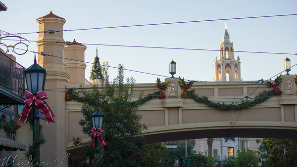 Disneyland Resort, Disneyland60, Christmas, Time, Disney California Adventure, Buena, Vista, Street