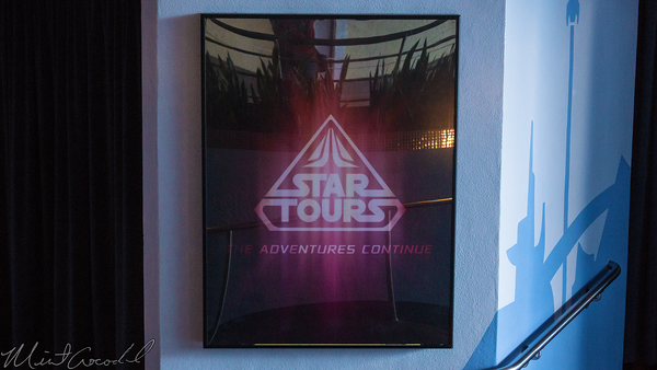 Disneyland Resort, Disneyland60, Christmas, Time, Disneyland, Tomorrowland, Star Wars, Season Of The Force, Theater, Theatre, Path, Jedi