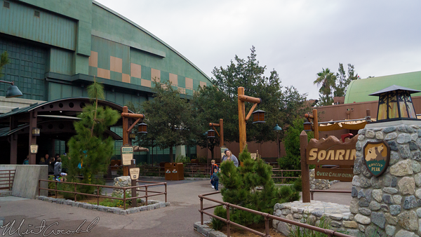 Disneyland Resort, Disneyland60, Disney California Adventure, Soarin', Over, California, Refubishment, Refurbish, Refurb