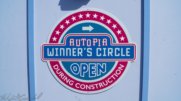 Disneyland Resort, Disneyland, Tomorrowland, Autopia, Winners, Circle
