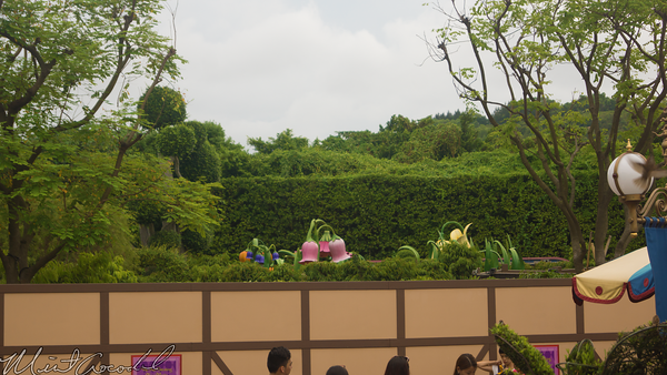 Hong, Kong, Disneyland, Fantasyland