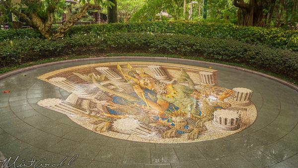 Hong, Kong, Disneyland, Mystic, Point, Manor, Garden, Wonders