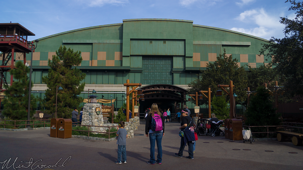 Disneyland Resort, Disneyland60, Disney California Adventure, Grizzly, Peak, Airfield, Soarin, California