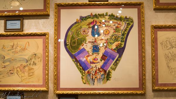 Disneyland Resort, Disneyland60, Disneyland, Disney, Gallery, Main Street U.S.A, Opera, House, Disneyana.