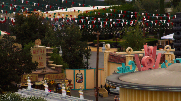 Disneyland Resort, Disneyland60, Halloween, Time, Disney California Adventure, Paradise, Pier, Mickey, Fun, Wheel, Cars Land, Luigi, Flying, Tires, Rollickin, Roadsters