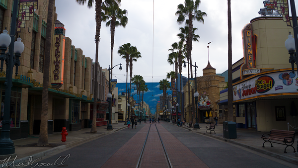 Disneyland Resort, Disney California Adventure, Hollywood Land