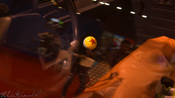 Disneyland Resort, Disneyland60, Disneyland, Disney California Adventure, D23, Expo, 2015, Show, Floor, Toy, Story, Pizza, Planet, Truck