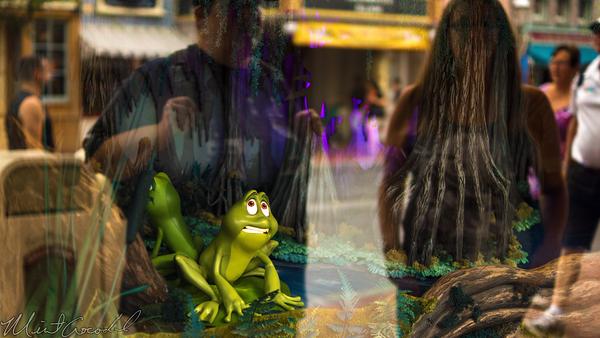 Disneyland Resort, Disneyland60, Disneyland, Disney California Adventure, Main Street U.S.A., Princess, Frog, Window, Display