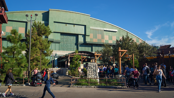 Disneyland Resort, Disneyland60, Disney California Adventure, Grizzly, Peak, Airfield, Soarin', Over, California