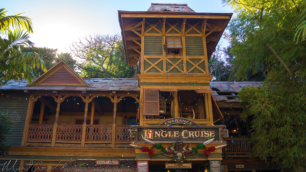 Disneyland Resort, Disneyland60, Christmas, Time, Disneyland, Adventureland, Jungle, Jingle, Cruise