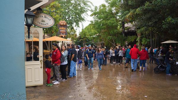 Disneyland Resort, Disneyland60, Christmas, Time, Disneyland, Frontierland, Adventureland, River, Belle, Terrace, Breakfast