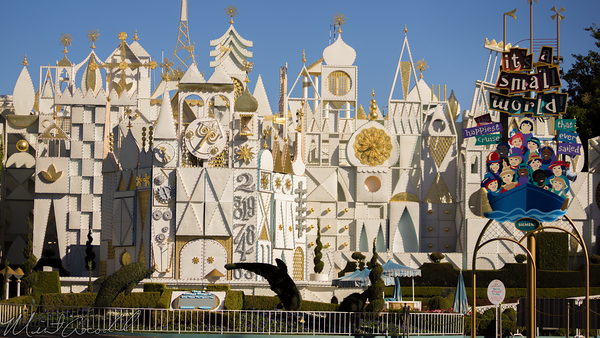 Disneyland Resort, Disneyland60, Halloween, Time, Christmas, Disneyland, Fantasyland, Small, World, Holiday, it's, small, world
