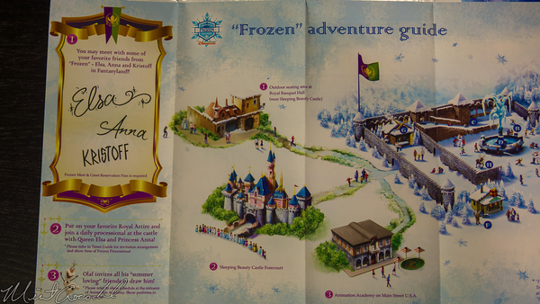 Hong, Kong, Disneyland, Frozen, Village