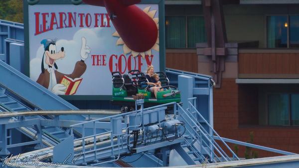 Disneyland Resort, Disneyland60, Disneyland, Disney California Adventure, Paradise, Pier, Goofy, Sky, School, Mickey, Fun, Wheel
