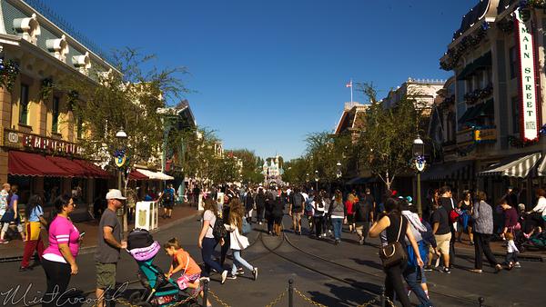 Disneyland Resort, Disneyland60, Christmas, Time, Disneyland, Main Street U.S.A.