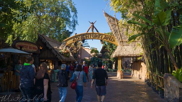 Disneyland Resort, Disneyland60, Disneyland, Adventureland, Entrance