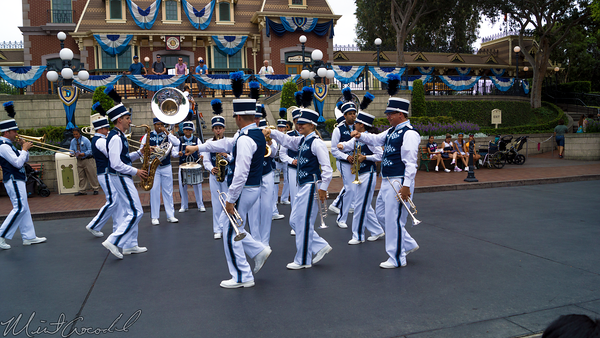 Disneyland Resort, Disneyland60, Disneyland, New, Marching, Band