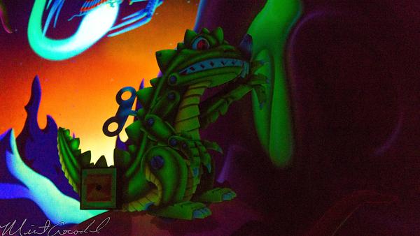 Hong, Kong, Disneyland, Tomorrowland, Buzz, Lightyear, Astro, Blasters