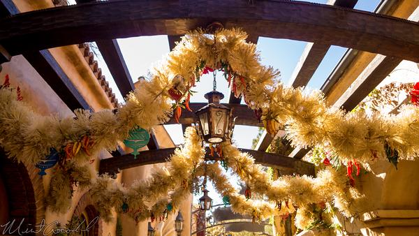 Disneyland Resort, Disneyland60, Christmas, Time, Disneyland, Frontierland, Rancho, Del, Zacalo