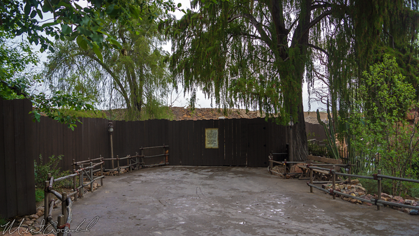 Disneyland Resort, Disneyland, Frontierland, Big, Thunder, Mountain, Railroad, Trail, Star, Wars, Land