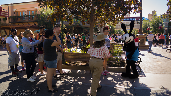 Disneyland Resort, Disneyland60, Christmas, Time, Disney California Adventure, Buena, Vista, Street, Oswald