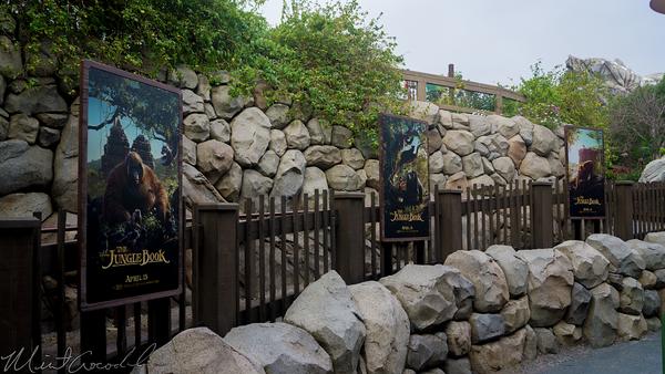 Disneyland Resort, Disney California Adventure, Bug's Land, Tough, To, Be, Bug, Theater, Jungle, Book, Sneak, Peek
