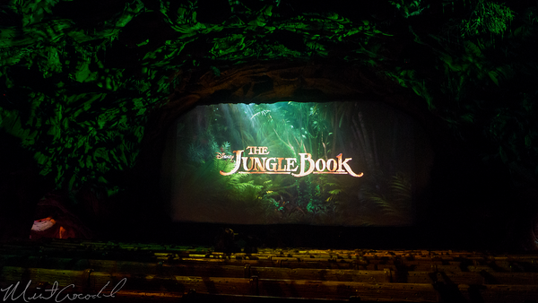 Disneyland Resort, Disney California Adventure, Bug's Land, Tough, To, Be, Bug, Theater, Jungle, Book, Sneak, Peek