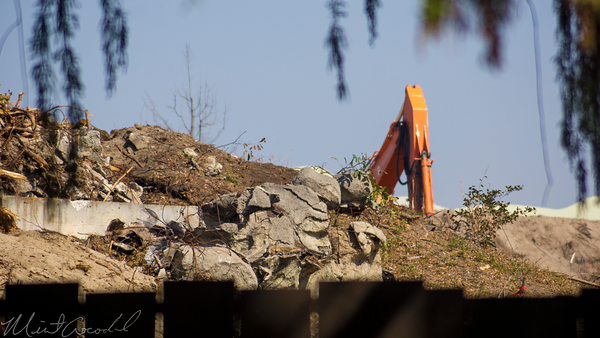 Disneyland Resort, Disneyland, Frontierland, Star, Wars, Construction