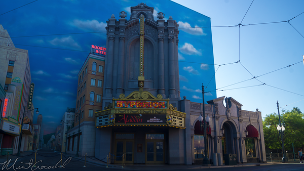 Disneyland Resort, Disneyland60, Disney California Adventure, Hollywood, Land, Hyperion, Theater, Aladdin, Frozen