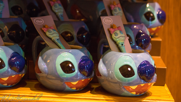 Disneyland Resort, Disneyland60, Halloween, Time, Merchandise, Mug, Disney California Adventure, Buena, Vista, Street