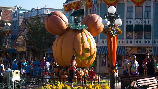 Disneyland Resort, Disneyland60, Disneyland, Halloween, Time, Main Street U.S.A.