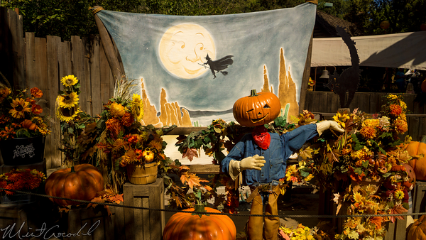 Disneyland Resort, Disneyland60, Disneyland, Frontierland, Halloween, Time, Big, Thunder, Ranch