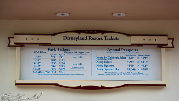 Disneyland Resort, Disneyland60, Halloween, Time, Disneyland, Disney California Adventure, Ticket, Annual, Pass, Price, Increase