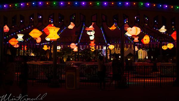 Hong, Kong, Disneyland, Fantasyland, Mad, Tea, Party, Cups, Alice