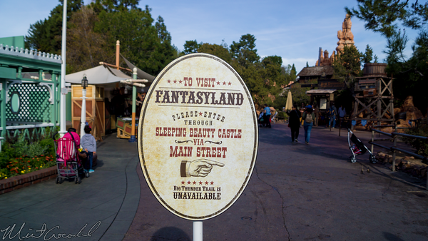 Disneyland Resort, Disneyland60, Disneyland, Frontierland, Big, Thunder, Trail, Refurbishment, Refurbish, Refurb, Star, Wars, Land