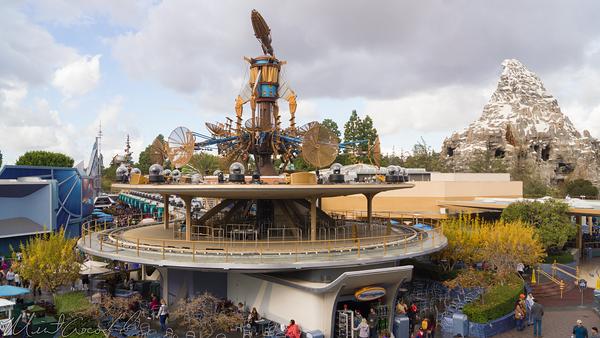 Disneyland Resort, Disneyland60, Christmas, Time, Disneyland, Tomorrowland