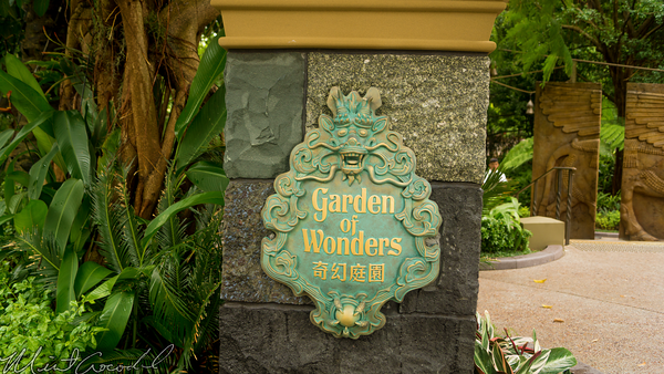 Hong, Kong, Disneyland, Mystic, Point, Manor, Garden, Wonders