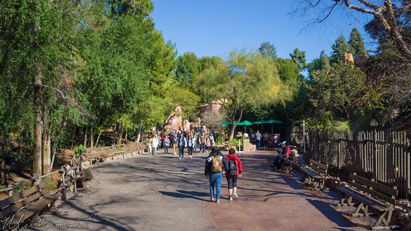 Disneyland Resort, Disneyland60, Christmas, Time, Disneyland, Frontierland, Big, Thunder, Trail, Ranch