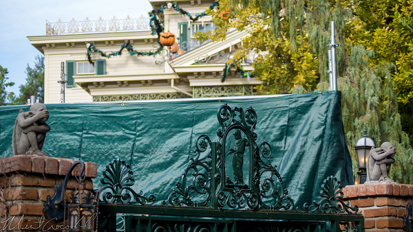 Disneyland Resort, Disneyland60, Disneyland, New, Orleans, Square, Haunted, Mansion, Refurbishment, Refurbish, Refurb