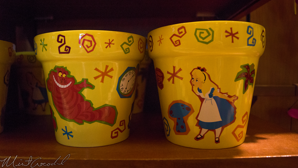 Disneyland Resort, Disneyland60, Disney California Adventure, Buena, Vista, Street, Alice, Wonderland, Merchandise
