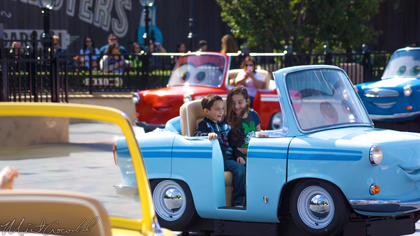 Disneyland Resort, Disney California Adventure, Cars Land, Luigi's, Rollickin', Roadsters, Annual, Passholder, Preview, AP