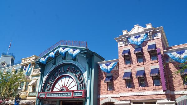 Disneyland Resort, Disneyland60, Disneyland, Main Street U.S.A., Halloween
