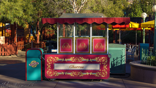 Disneyland Resort, Disneyland60, Disney California Adventure, Paradise, Pier, Churro, Cart