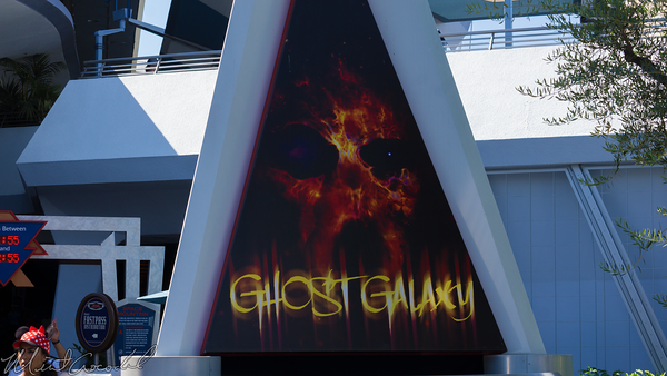 Disneyland Resort, Disneyland60, Disneyland, Tomorrowland, Space, Mountain, Ghost, Galaxy