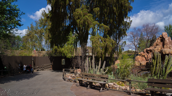 Disneyland Resort, Disneyland, Frontierland, Big, Thunder, Mountain, Railroad, Star, Wars, Land