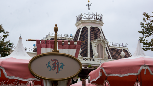 Disneyland Resort, Disneyland60, Disneyland, Main Street U.S.A., Plaza, Inn