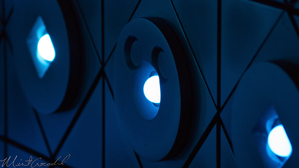 Disneyland Resort, Disneyland60, Christmas, Time, Disneyland, Tomorrowland, Star, Wars, Season, Of, The, Force, Launch, Bay, Hidden, Mickey